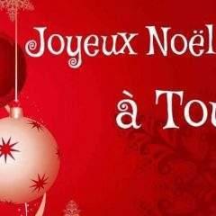Joyeux Noël à tous,