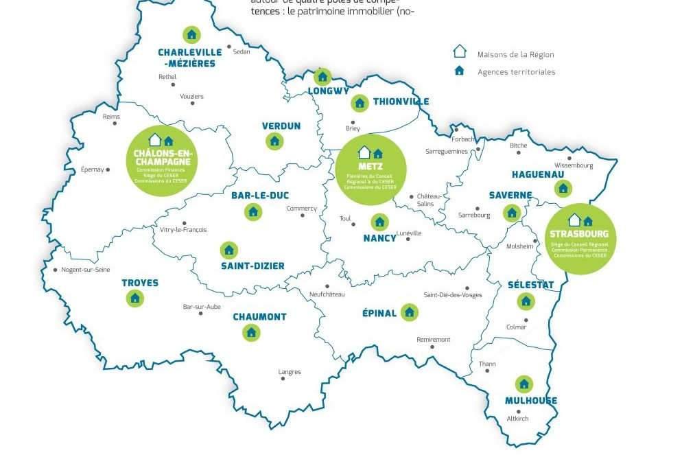 2,8 milliards d'euros pour les citoyens de la Région Grand Est