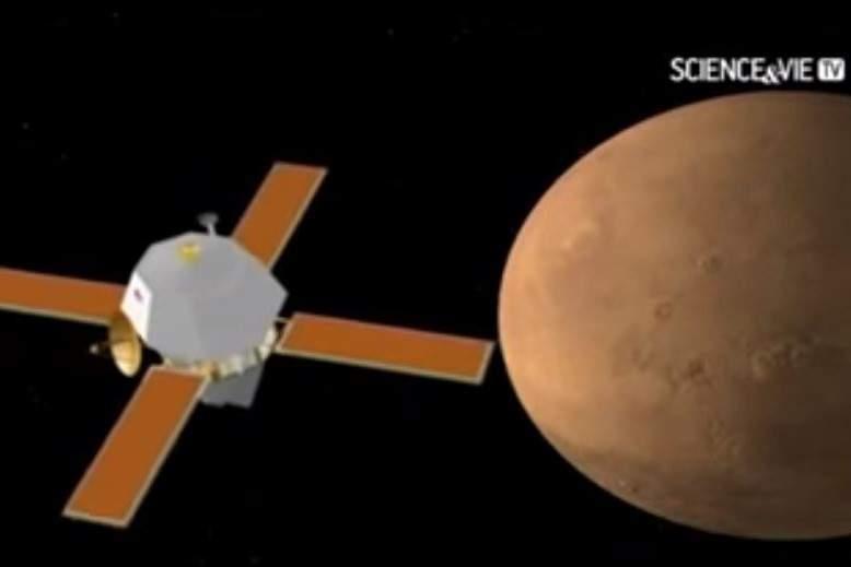 Les voyages dans l'espace ont commencé avec la guerre froide entre les USA et l'URSS 'capture Sciene et Vie)
