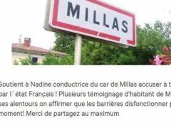 """Accident de Millas : """" une pétition honteuse"""" signée par 50.000 personnes!"""