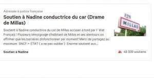 """Millas: une pétition """"honteuse"""" selon le syndicat FiRST"""