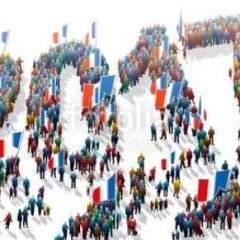 66991000d'habitants en France