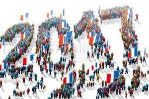 66.991.000 habitants en France en 2017 (Fotolia)