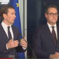 Autriche: le retour de l'extrême droite au pouvoir dans un silence assourdissant