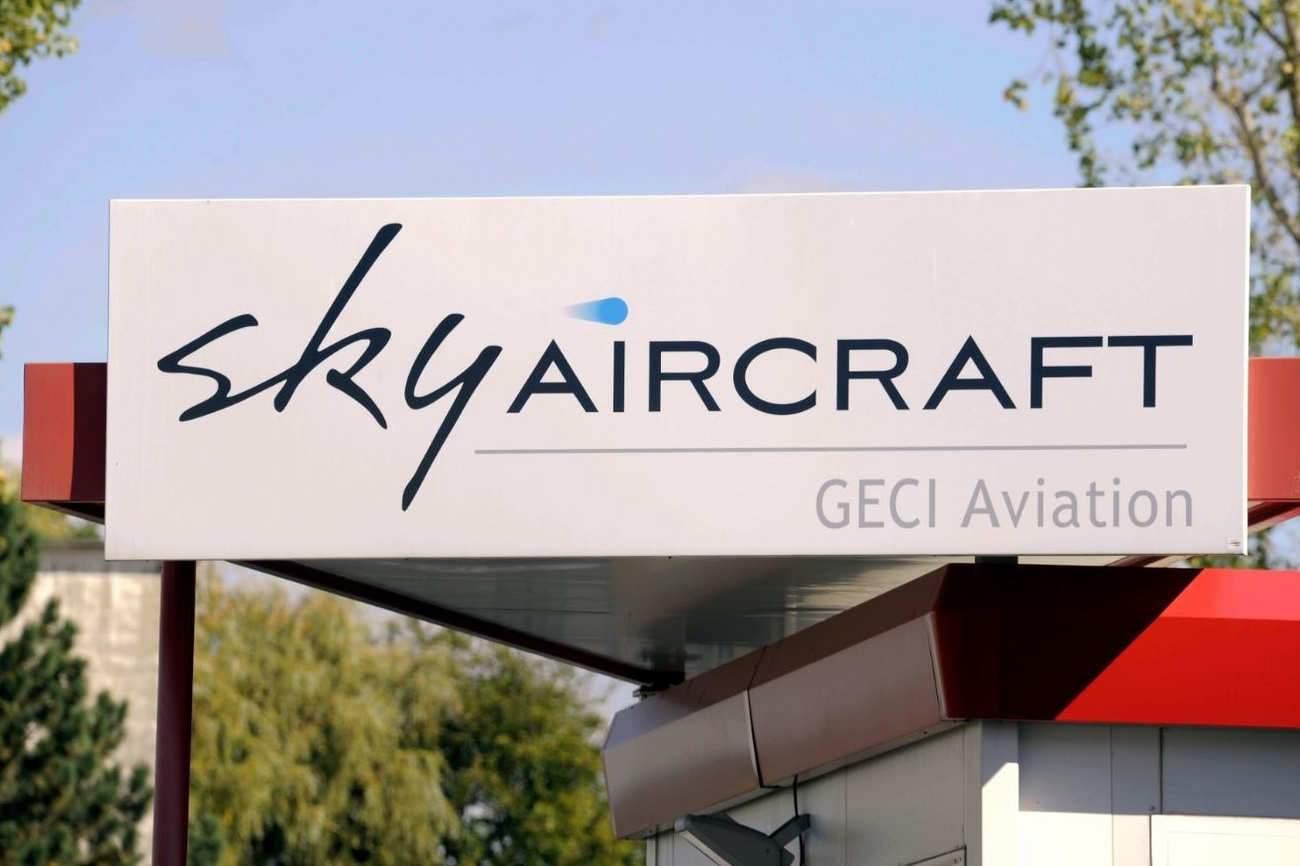 La filiale de GECI Aviation n'a vécu que quelques années (DR)