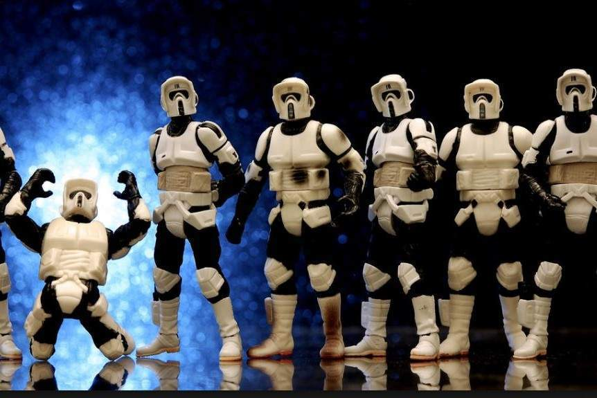 Star Wars VI : Les derniers Jedi (Flick.com)