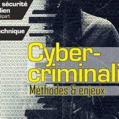 La cybercriminalité vue par la police