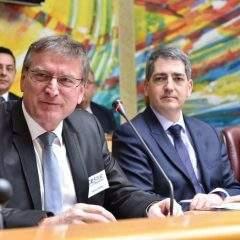 Installation du nouveau Conseil économique social et environnemental régional (CESER) Grand Est
