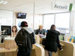 Agence Pôle emploi Dijon Nord., le 24 mars 2016. Julien Faure, Pôle emploi/Flickr