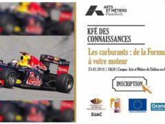 Arts et Métiers de Châlons en champagne : les nouveaux carburants