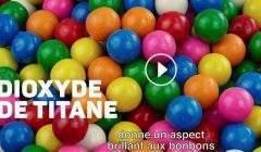 Des nanoparticules dans les bonbons (UIFC-Que Choisir)
