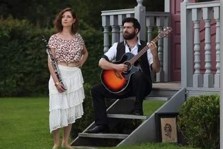 Le duo Ladislava a ouvert la saison 2018 de Vand'Jazz