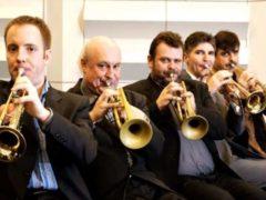 Ensemble de trompettes Eutépé (capture Youtube)