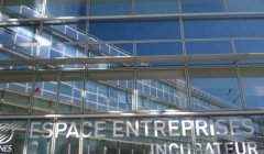 Espace Entreprises incubateur Ecole des Mines Nantes. Laurent Neyssensas/Flickr, CC BY-SA