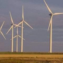 Sale temps pour l'industrie du vent