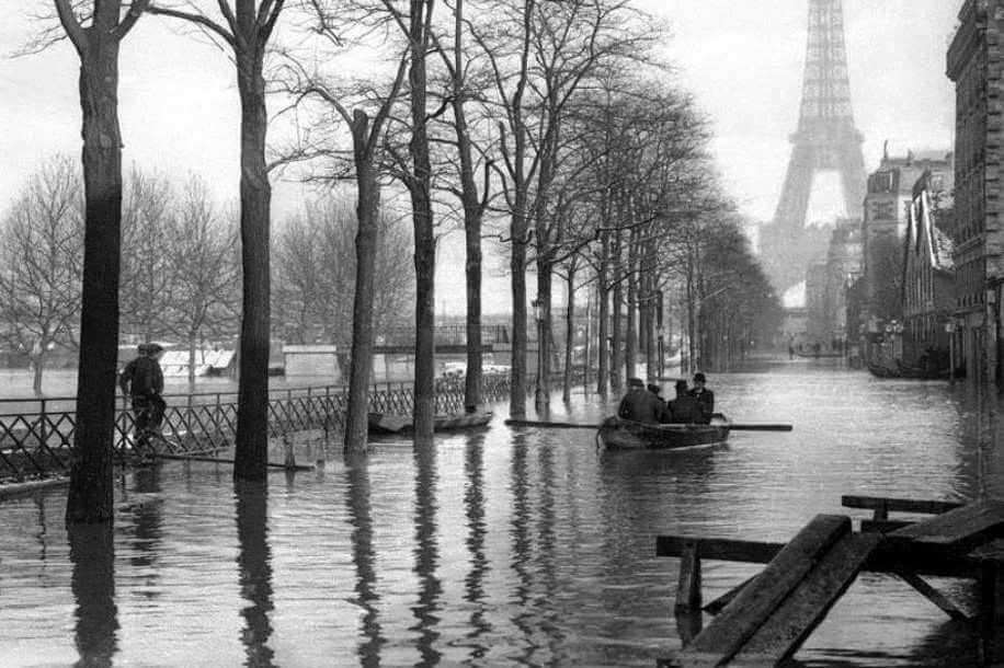 Comment la gestion desrisques liés aux inondations a évolué en France