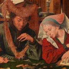 Vu du Moyen Âge: Pierre deJeanOlivi oul'art defaire ruisseler lesriches