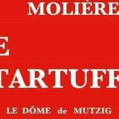 """Le Tartuffe"" de Molière au Dôme de Mutzig (67)"