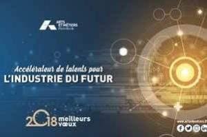 L'industrie du futur s'apprend à Châlons-en-Champagne