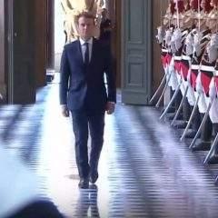 De LouisXVI àEmmanuel Macron, l'héritage monarchique delaVᵉRépublique