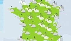 météo : tempête carmen