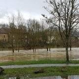 Tempête et inondations: le lourd bilan