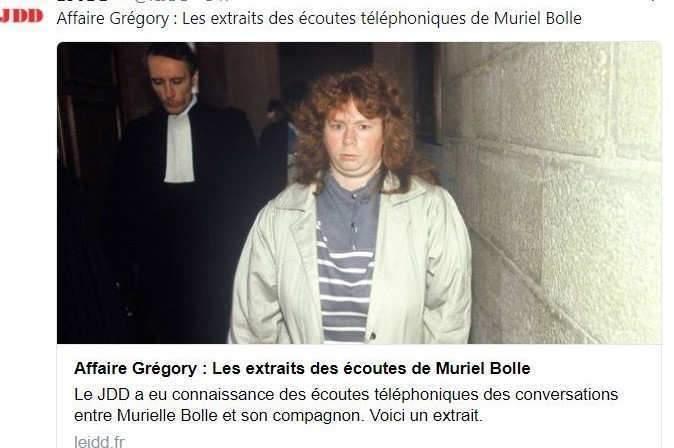 Murielle Bolle reste éloignée des Vosges