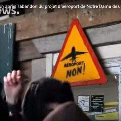 Notre-Dame-des-Landes : pourquoi les«zadistes» neveulentpas partir