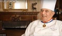 Paul Bocuse, ''le pape de gastronomie française'' est décédé à l'âge de 91 ans (Capture Euronews)
