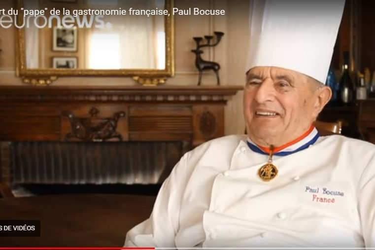 Paul Bocuse, est mort à 91 ans
