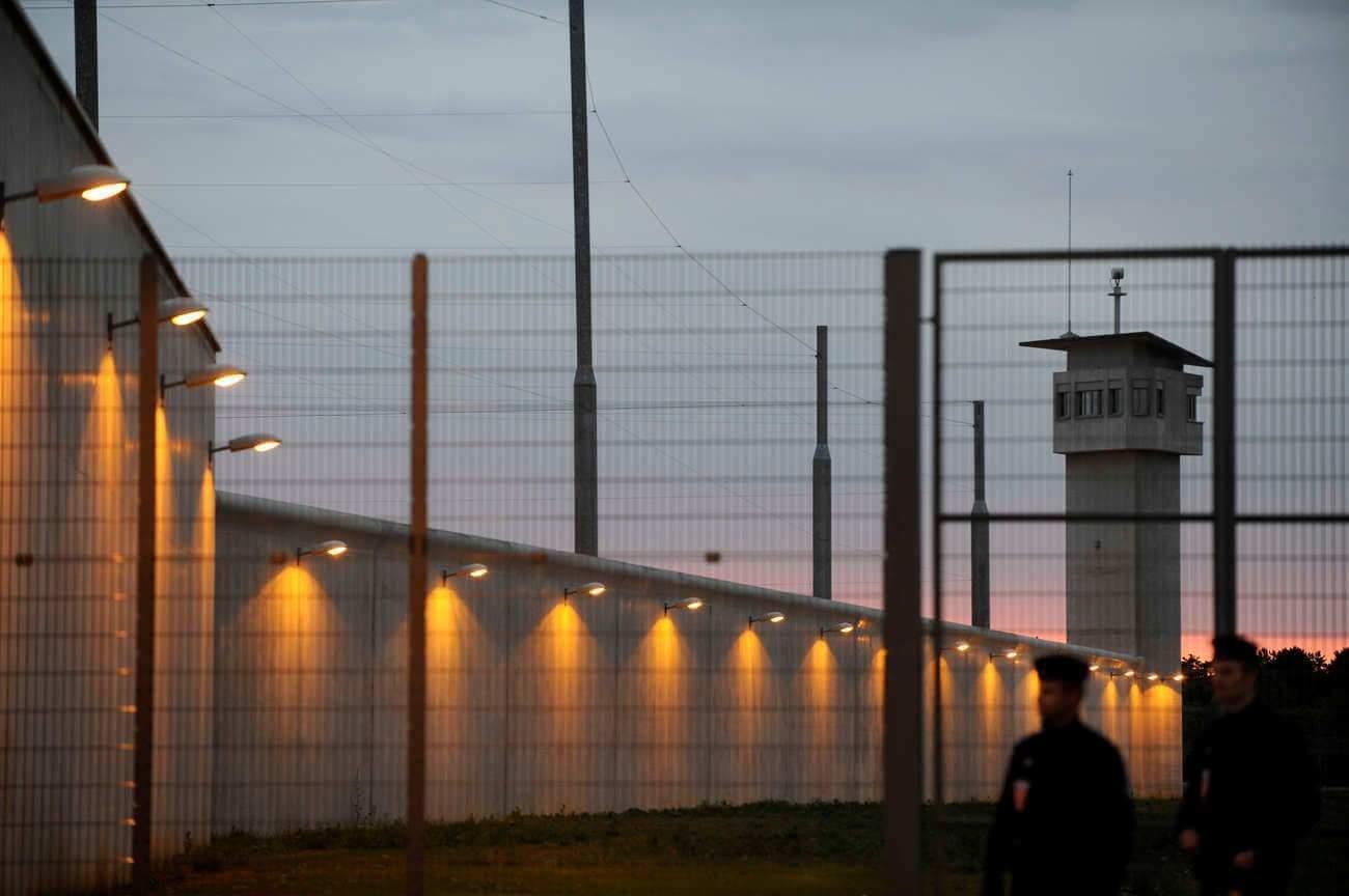 Prisons : le mouvement se durcit