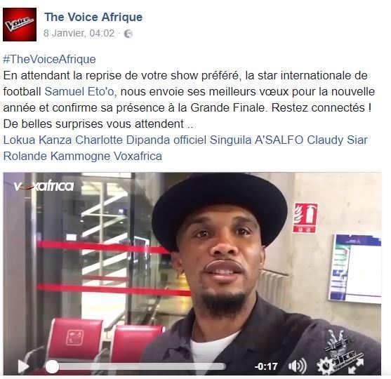 The Voice, Afrique francophone: un énorme succès