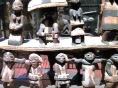 Le trésor pillé d'Abomey (journal l'Humanité)