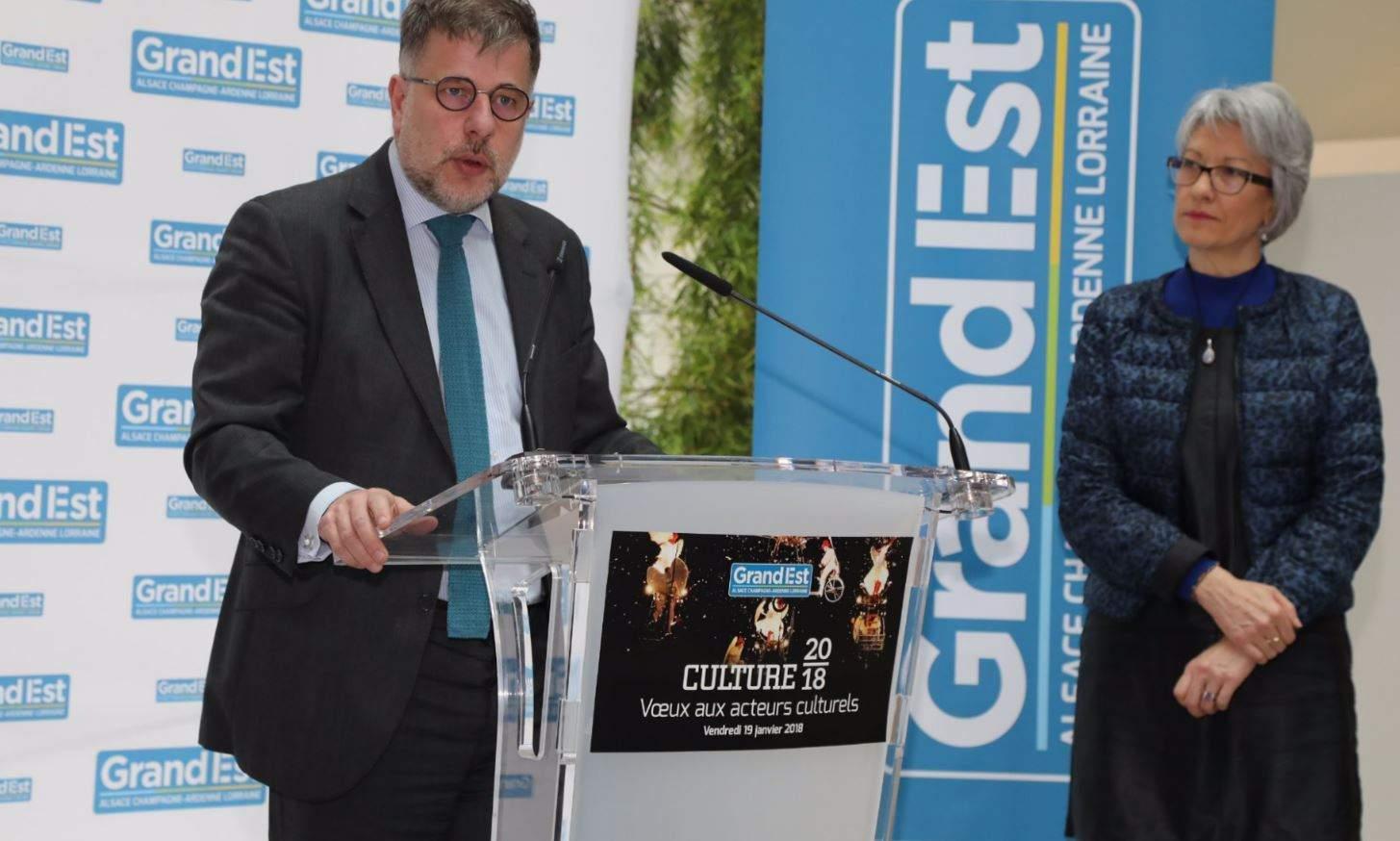 La Région : les actions en faveur de la culture