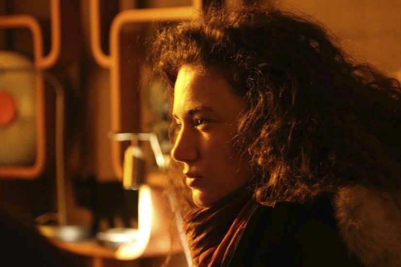 """Coralie Fargeat : """"Je savais que le film serait violent, mais je ne voulais pas que cette violence soit totalement réaliste""""."""