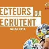 Le guide des secteurs qui recrutent