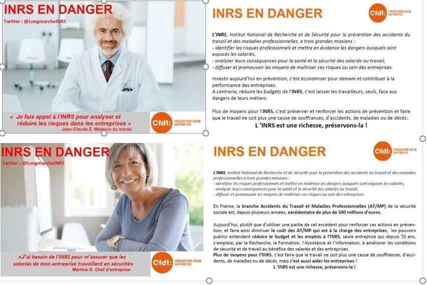 NRS : des cartes postales envoyées aux députés (DR)