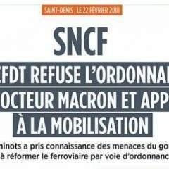 SNCF : des modalités de grève inédites
