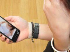 Campagne de sensibilisation sur les dangers du « sexting » en Allemagne (en 2013). Pro Juventute/Flickr, CC BY