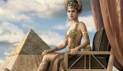 Elodie Yung dans le rôle d'Hathor. Hero wikia