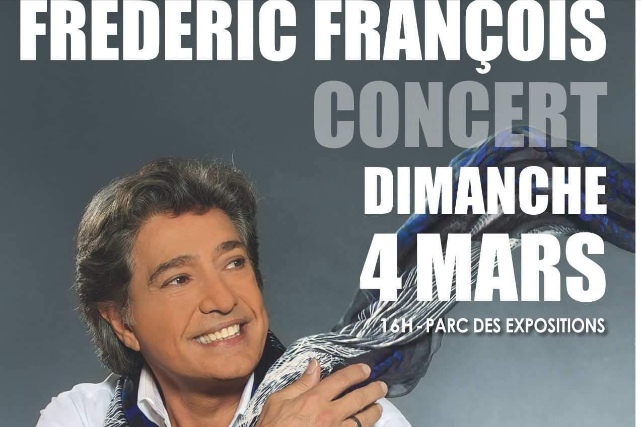 Frédéric François en concert à Vandoeuvre