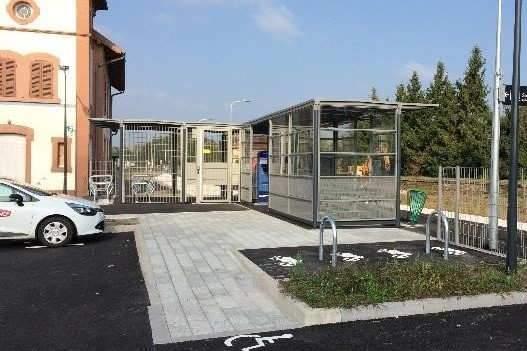 Région Grand Est : 5,8 M€ pour les gares régionales