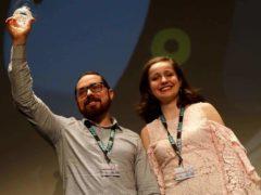 Remise du prix du jury Jeunes (photo Bodez RGE)