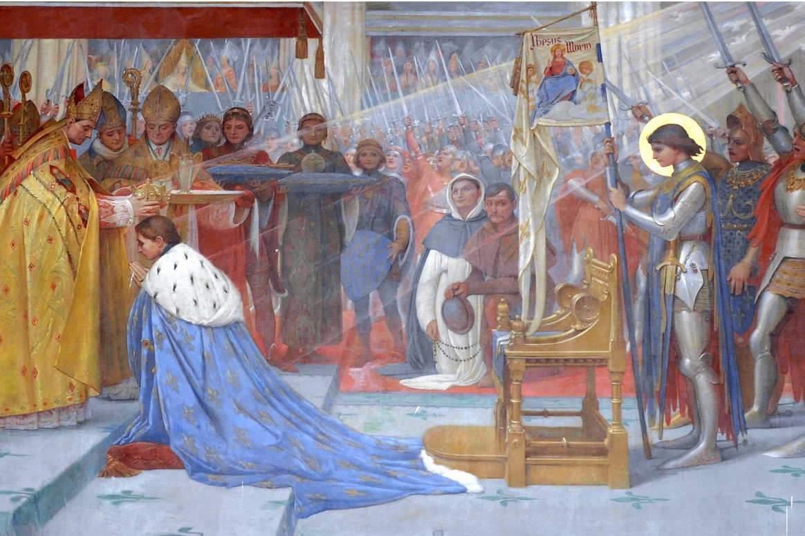 Jeanne d'Arc : l'odieuse polémique !