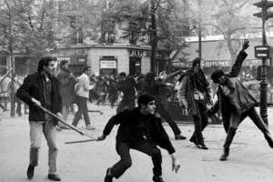 Mai 68 à Paris (Barbey Bruno par Ur Cameras Flickr)