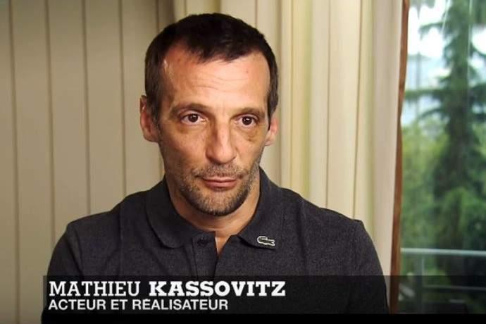Mathieu Kassovitz, président du festival de Gérardmer 2018 (capture France 24)