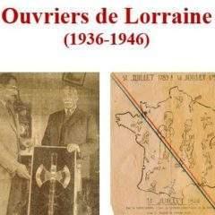 Ouvriers de Lorraine (1936-1946)