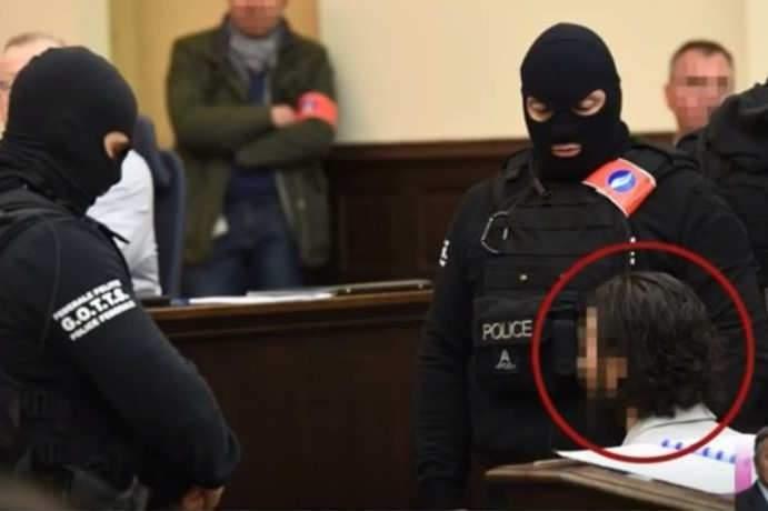 Droit à l'image : les terroristes mieux traités que les policiers