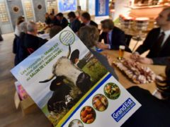La région Grand Est au salon de l'agriculture (Photo RGE)
