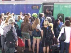 Grève des Cheminots (SNCF)